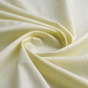 Cream - 100% Woven Cotton